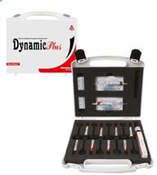 DYNAMIC PLUS STANDART KIT (8ШПР.Х4Г, БОНД, АКСЕС.), PRESIDENT DENTAL GERMANI